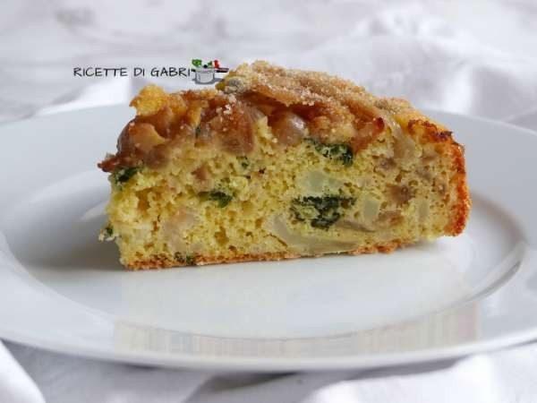 ricetta cavolfiore spinaci cipolle