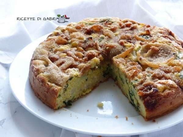 torta salata cavolfiore ricette