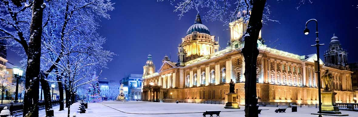Belfast City Hall, contea di Antrim