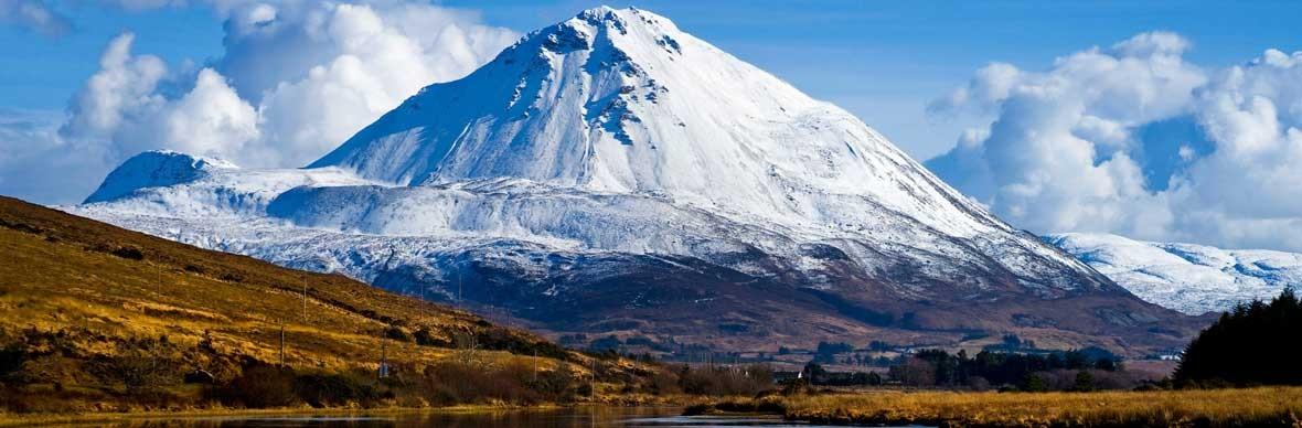 Mount Errigal, contea di Donegal