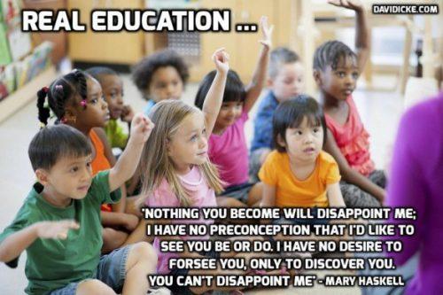 la vera istruzione
