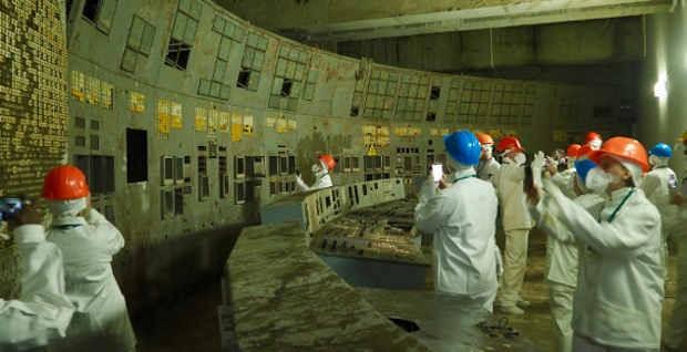 Selfie pericolosi: Chernobyl, Ucraina 5