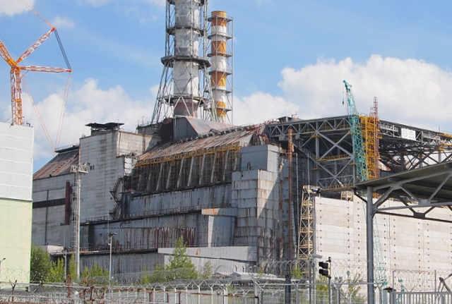 Chernobyl, Ucraina