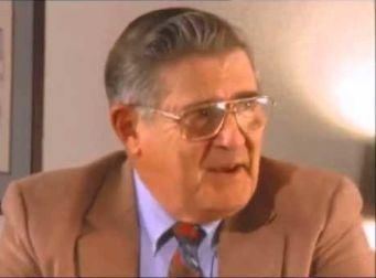 """Il dr. George Richtie, dopo un'esperienza di NDE, ha scritto """"Ritorno dall'aldilà""""."""