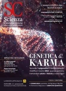 Scienza e Conoscenza - N.71 - Genetica & Karma - Rivista