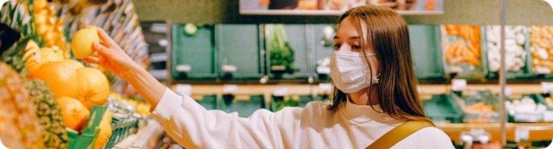 indossa la mascherina in modo intelligente e solo quando è strettamente richiesto